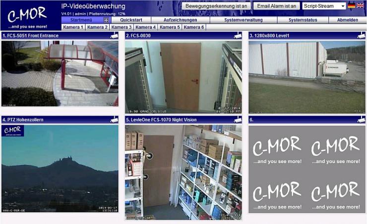 Videoüberwachung: Mehr Leistung durch Virtualisierung