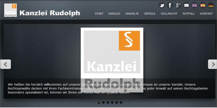 Kanzlei Rudolph eröffnet einen neuen Standort in Bielefeld