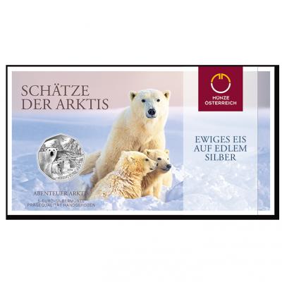 (Eis-)Bäriges Gewinnspiel von Münze Österreich