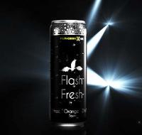 film-connexion produziert Kino-Spot / TV-Spot für neuen Energy-Drink Flash-Fresh