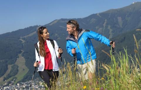 Das Alpenhaus Kaprun: Aktiv mit