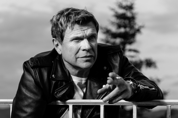 Schauspieler Jost Heider aktuell