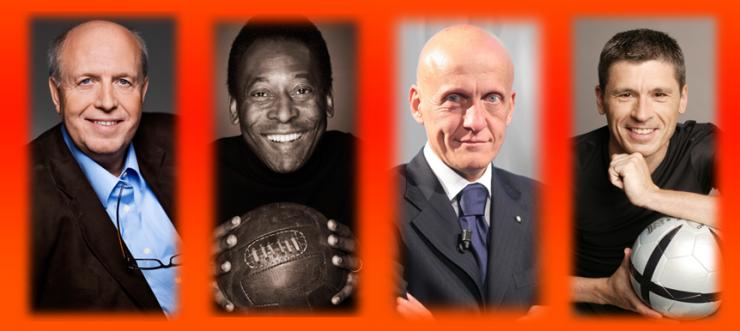 Die internationale Redneragentur CSA stellt renommierte Fußballexperten
