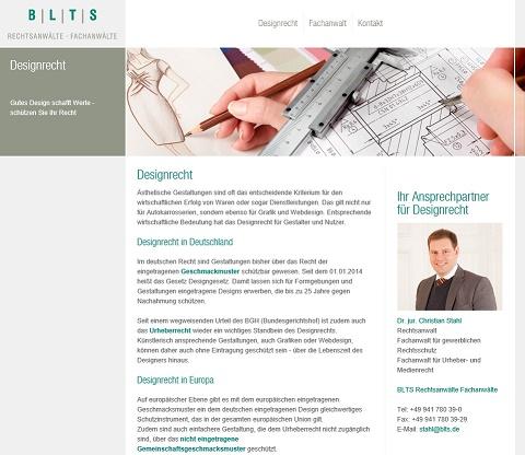 BLTS Regensburg informiert