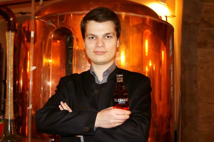 Tag des deutschen Bieres (23.04.2014) / HHL-Absolvent eröffnet erste Bierothek in Deutschland