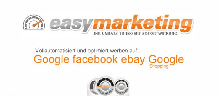 Easymarketing - der Star unter den Onlinemarketing-Anbietern