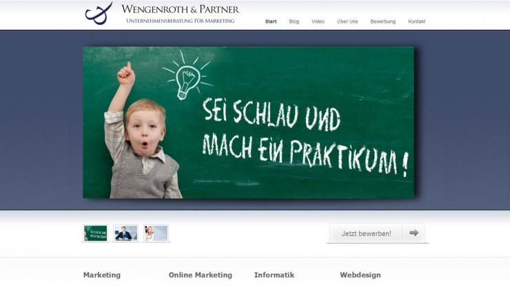 Webdesign / Fachinformatiker - Durch ein Praktikum gute Zukunft sichern