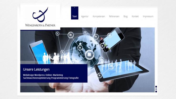 Rekordinvestition in Internetagenturen