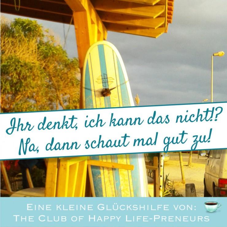 Happy Birthday! Deutschlands erster Club für Glück wird am 26. April 2 Jahre jung