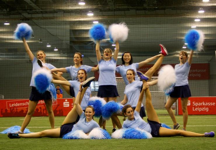 XVIII. European Ivy League: Fußballturnier europäischer Business Schools ein großartiger Erfolg