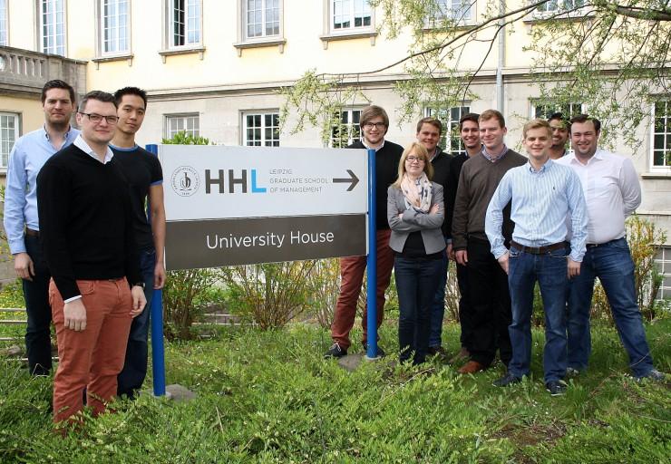 Neue studentische Initiative der HHL Leipzig Graduate School of Management schärft den Blick für die Finanzierung von Start-ups