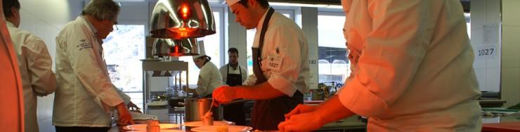 Meisterlich speisen - die Qualifikation macht den Unterschied