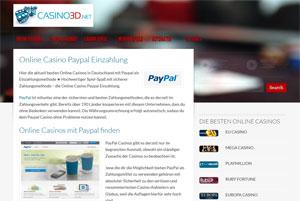 9 Deutsche Paypal Casinos