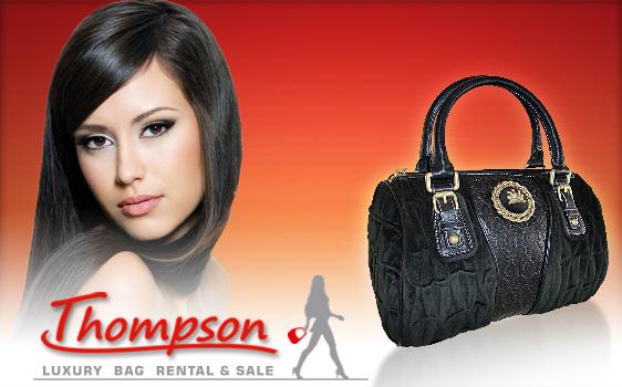 Thompson Bags - Hochwertige Handtaschen von namenhaften Designern mieten