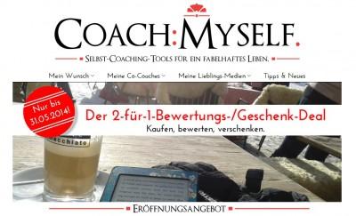 Online-Shop für Selbst-Coaching-Tools bietet attraktives Eröffnungsangebot