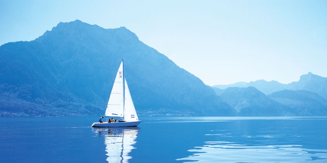 Wasserspaß an Österreichs und Südtirols Seen