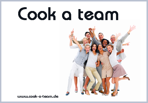 Cook-a-team Teamcoaching