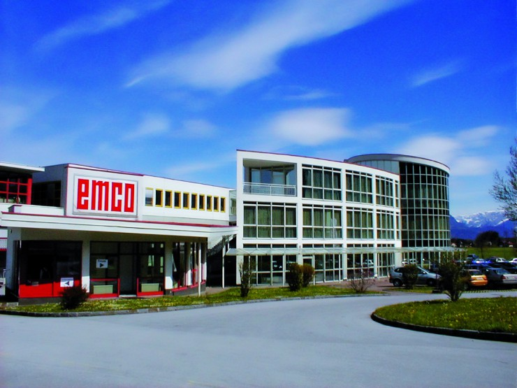 EMCO Open House von 14.-16.5.2014: Hausmesse beim österreichischen Maschinenbauer in Hallein