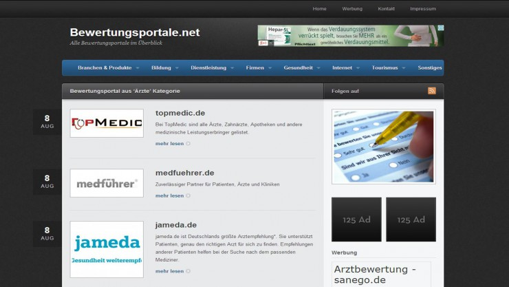 Hochschule Wolfenbüttel: 85% aller Internetnutzer achten auf Bewertungen