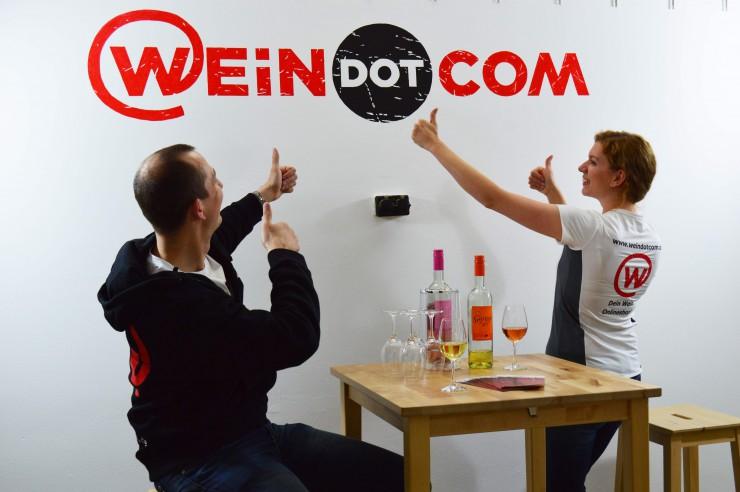 WEiNDOTCOM Weinversand mit neuem Logistikzentrum weiter auf Erfolgskurs: