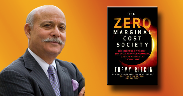 New book of CSA speaker and bestselling author Jeremy Rifkin
