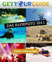 Das Reisefoto 2011 - GetYourGuide.com sucht die besten Reisefotografen