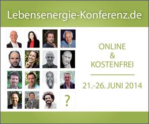 Lebensenergie-Konferenz mit 16 Gesundheitsexperten-Interviews