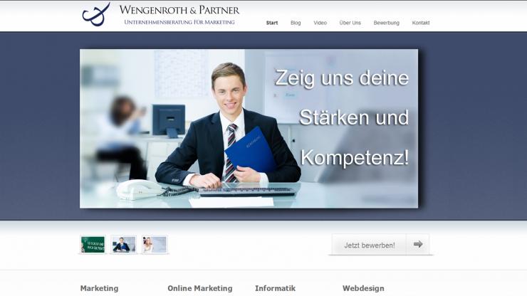 Online Marketing - Praktikum mit guten Zukunftsperspektiven
