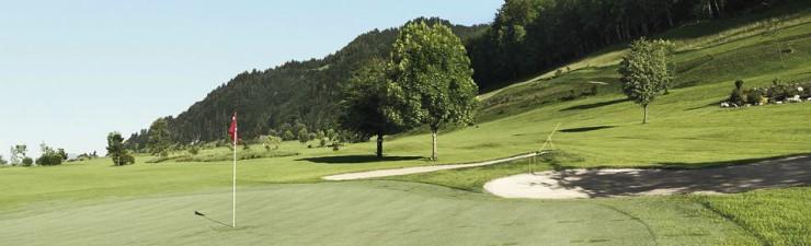 Golf Holidays in Tyrol at the Hotel Walchseer Hof****