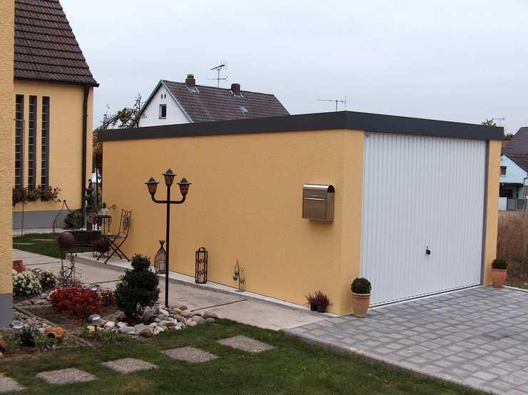 Seelenverwandt? Bauhaus und Garagenrampe.de