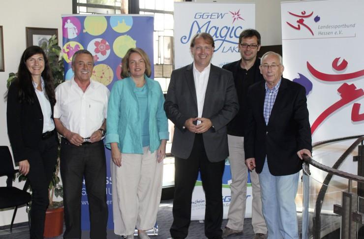 Das Sportprogramm zum Hessentag in Bensheim