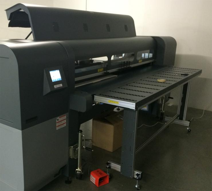 Primus-Print.de ergänzt Produktion mit zwei weiteren Großformatdruckern