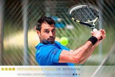 Orthopädische Praxis Dr. Bergmann - das therapeutische Spektrum der Praxis