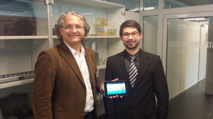 FH-Salzburg Student entwickelt mit PromoMasters Online Marketing innovative App - Check-it-out
