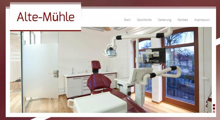 Neue Zahnarztpraxis in der Alten Mühle Gohlis