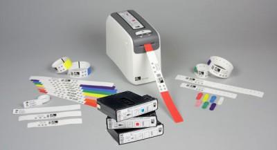 Patientenarmband-Drucker HC100 für müheloses Drucken