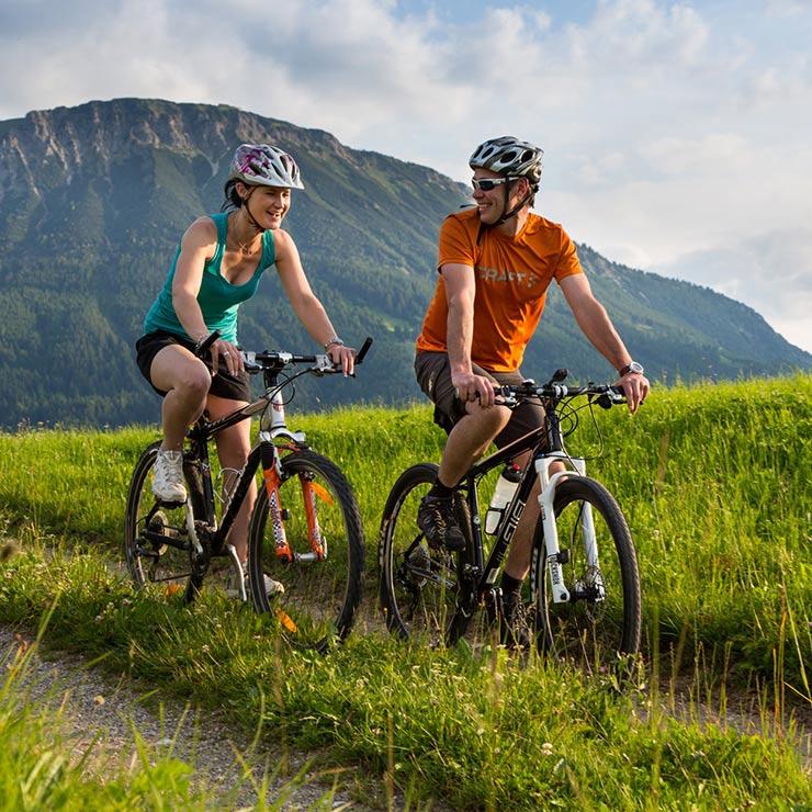 Spaß und Sport auf zwei Rädern im Allgäu
