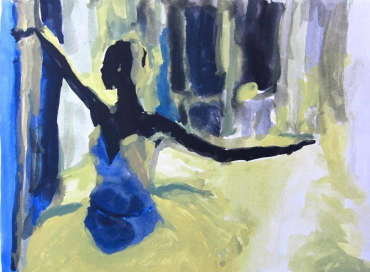 Wenn Matisse, Gauguin und Gerhard Richter aufeinander treffen