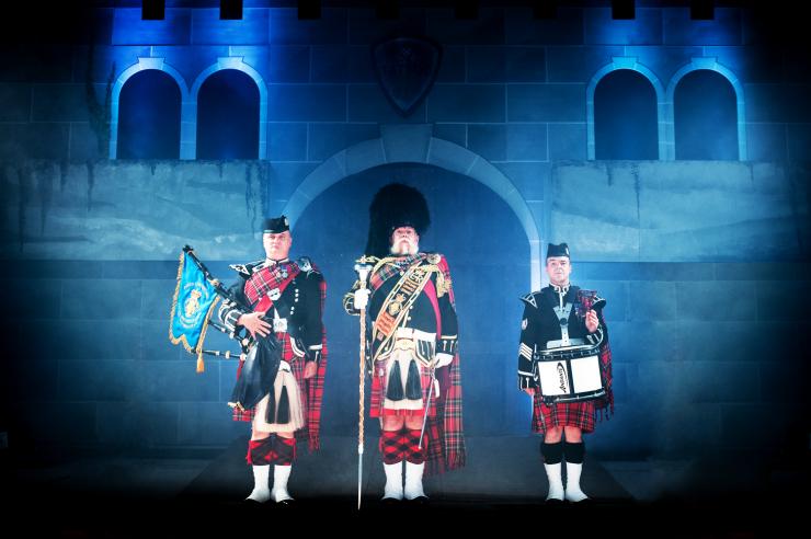 Die Schotten kommen nach St.Gallen