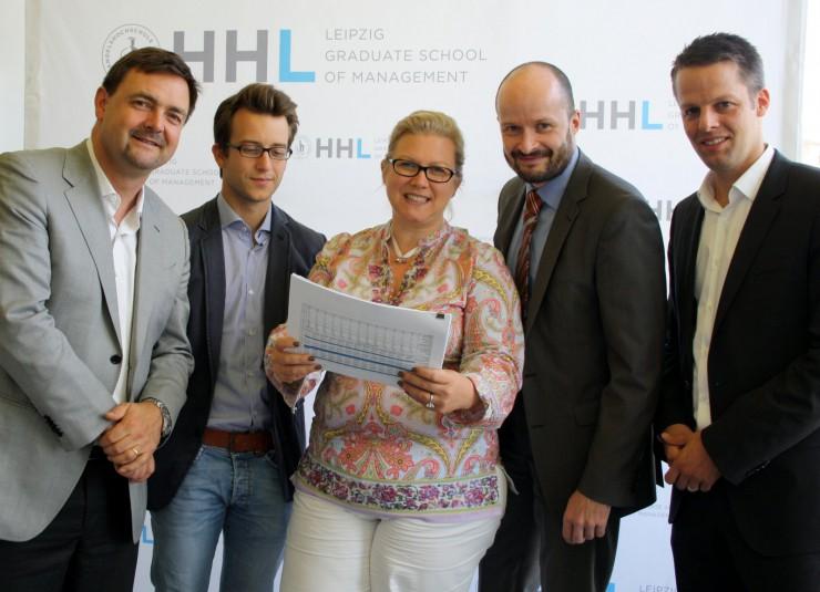 Gute Zeiten für Gründer: HHL führt erstmals Investoren und Gründer aus dem In- und Ausland zum Dialog nach Leipzig