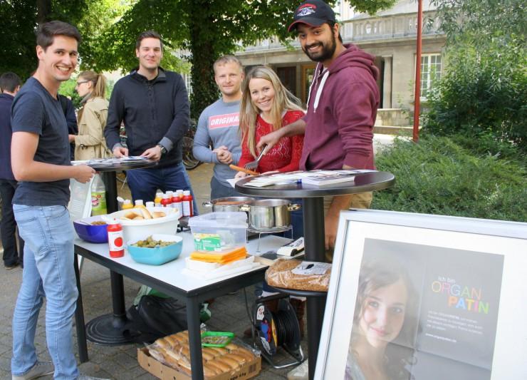 Studentische Initiative der HHL engagiert sich für soziale Projekte in Leipzig