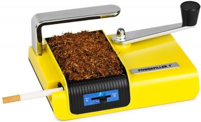 Schweizer erfindet neue Zigarettenstopfmaschine