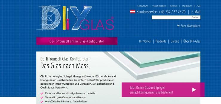 Glas nach Mass - Online Glas von Diy Glas aus Linz an der Donau in OÖ