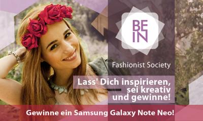 BeIN Fashionist Society, die brandneue soziale App für Modefans - jetzt für Android zum Download erhältlich