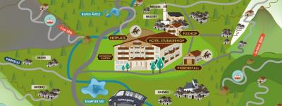 Bergurlaub für die ganze Familie im Wanderhotel Stubaierhof