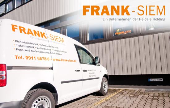 FRANK-SIEM  - Ihr Spezialist für Sicherheitstechnik