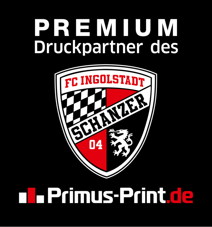 Primus-Print.de ist neuer PREMIUM-Druckpartner des FC Ingolstadt 04