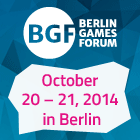 Berlin Games Forum 2014 - Call for Papers startet