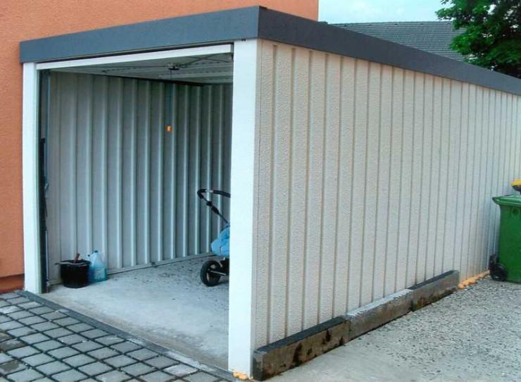 Garagen für Rollatoren?