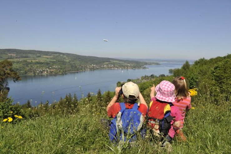 Neu: Fabelweg am Schweizer Bodensee